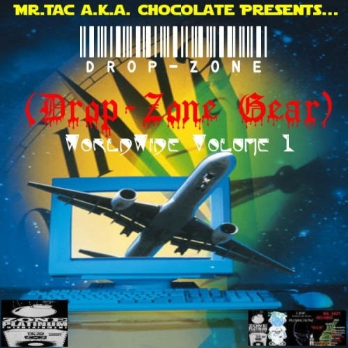 Product picture Drop-Zone (Drop-Zone Gear) WorldWide Volume 1 (FULL ALBUM)
